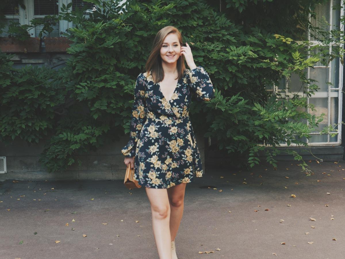 Look : la robe d'automne