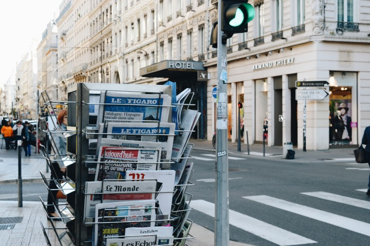 Lyon pour unejournée