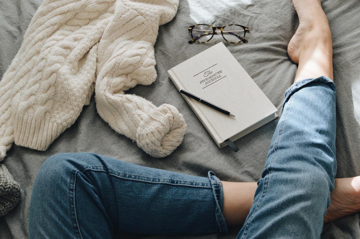 Ecrire cinq minutes dans la journée