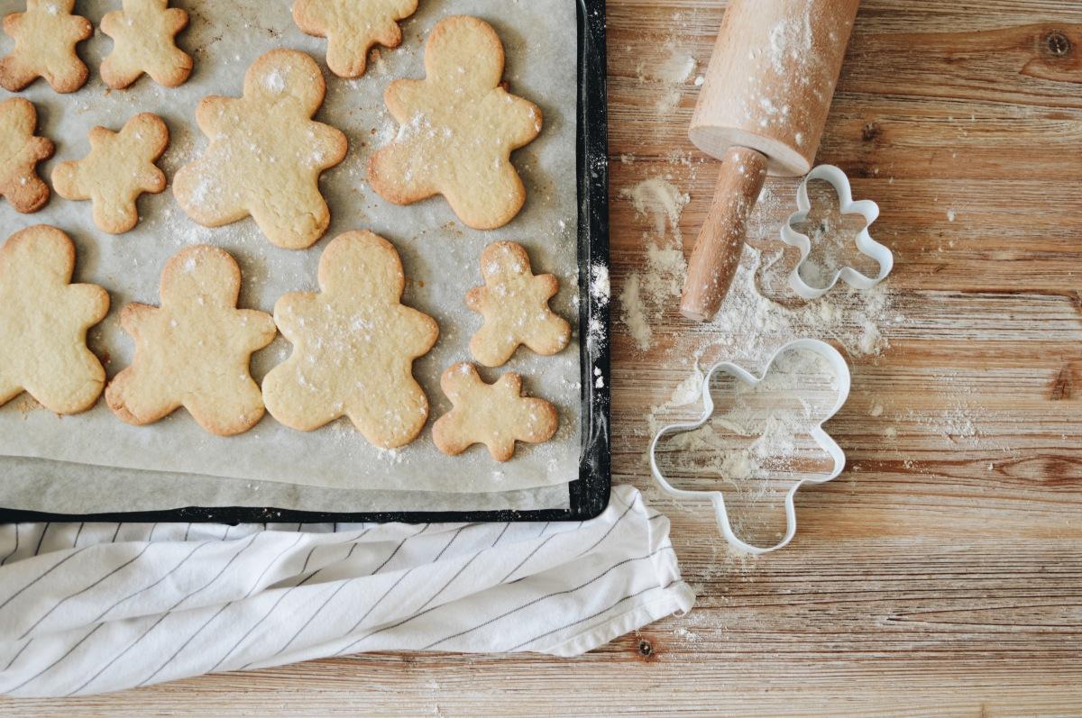 Diary : les biscuits de noël